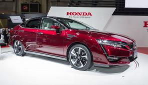 Meer informatie over Honda Clarity Fuel Cell