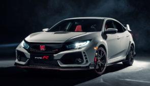 Nieuwe Honda Civic Type R nóg uitbundiger