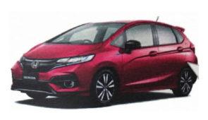 Beetje Civic voor vernieuwde Honda Jazz
