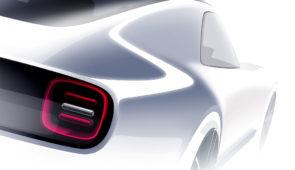 Honda komt opnieuw met elektrisch studiemodel, de Sports EV Concept