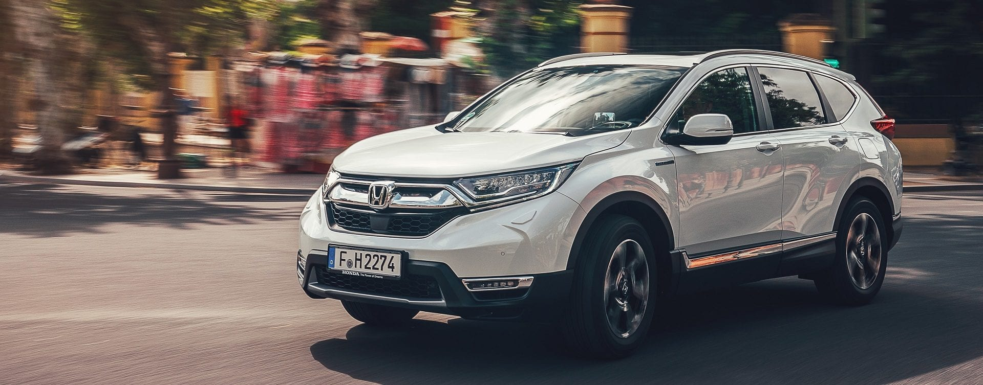 De Honda CR-V 2019