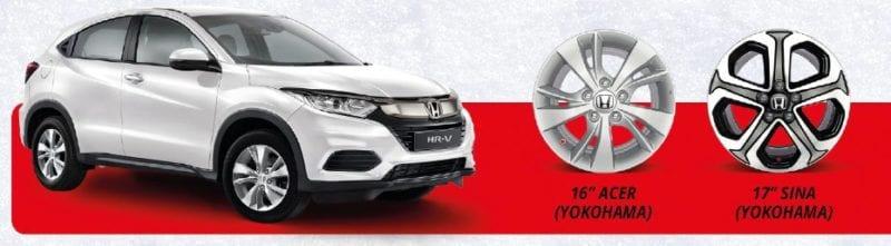 Honda HR-V Winterkit Actie