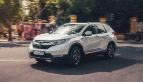 Kom de nieuwe Honda CR-V bewonderen!