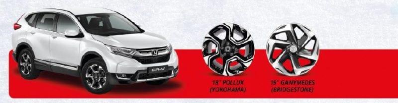 Honda CR-V Winterkit Actie
