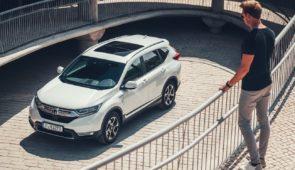 Exclusief in de Honda Flagship Store: De nieuwe CR-V Hybrid!