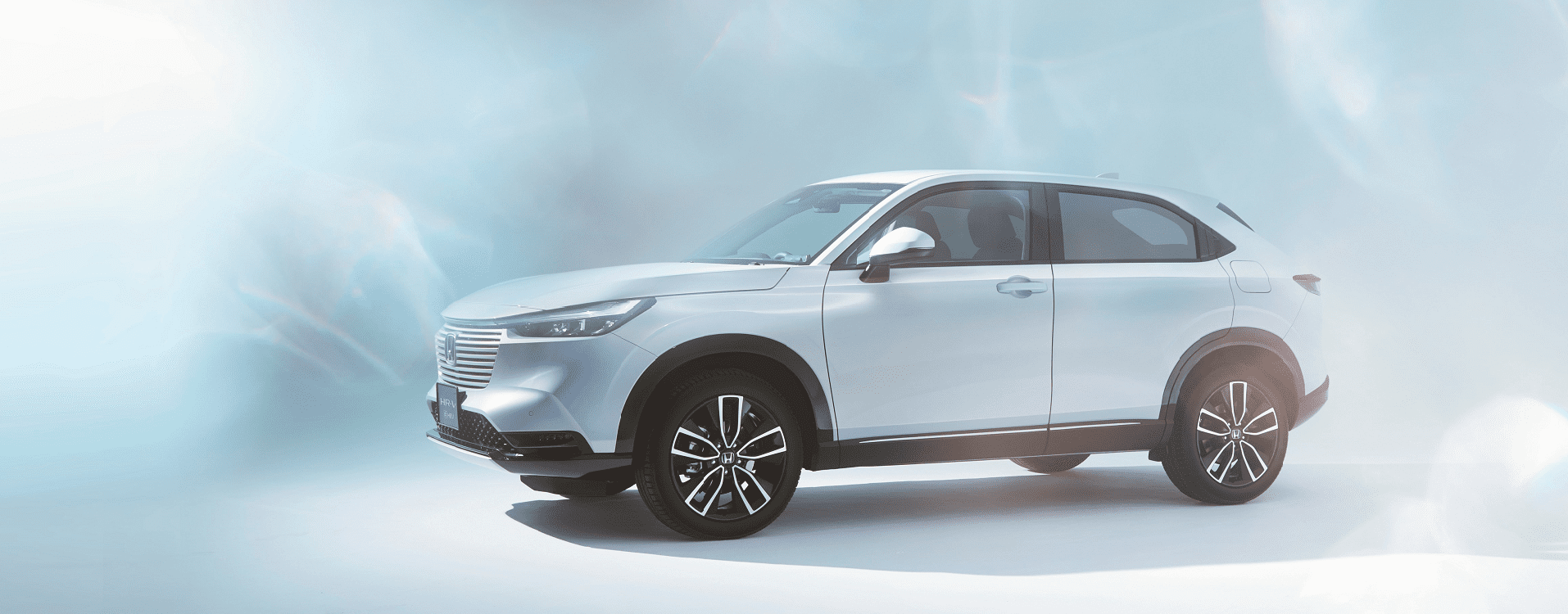 Honda introduceert de Nieuwe Honda HR-V