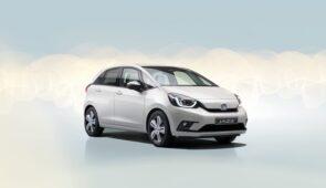 Honda Jazz Hybrid private lease actie!