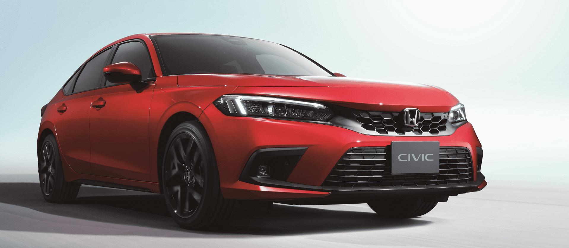 Honda introduceert de nieuwe Civic Hybrid