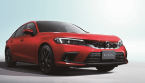 Introductie nieuwe Honda Civic hybrid